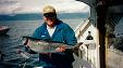 Tim Miller, an Applegate customer on an Alaskan fishing adventure.