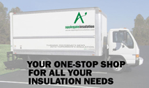 Applegate is your one stop shop for all your insulation needs.