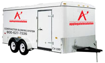 Applegate Insulation rental installation equipment