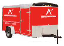 Applegate Insulation trailers for sale