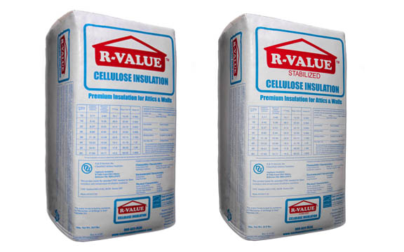 R-Value insulation for retrofit and weatherization needs.